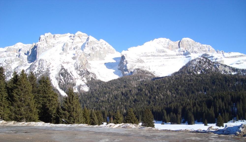 Giro del Brenta invernale (3/4)