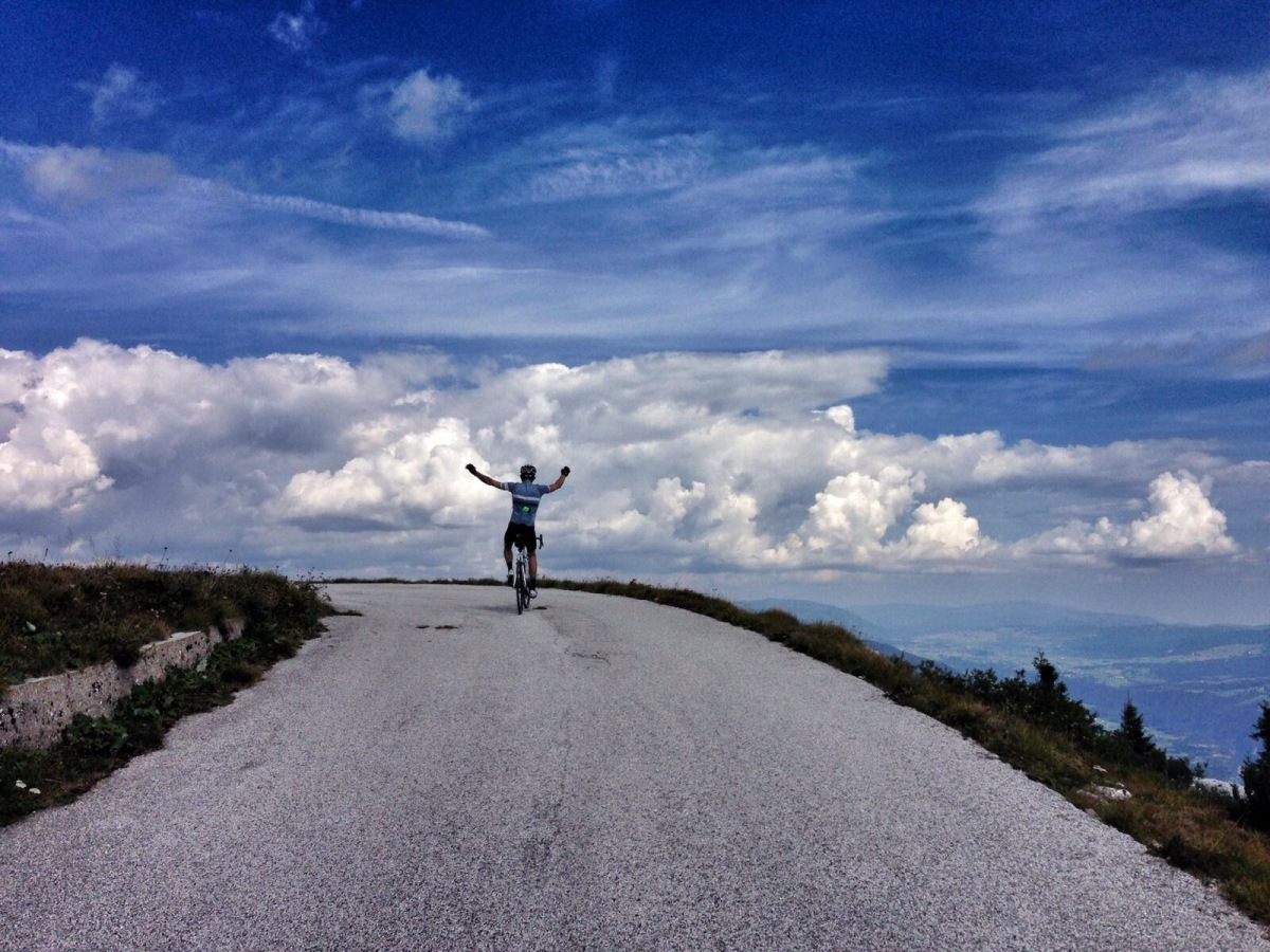 Al Monte Toraro, 200km AudaxDIY
